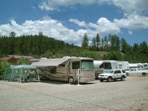 Year round RV parks in New Mexico