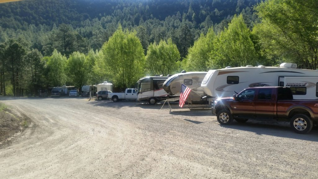 Rv Amp Trailer Site Rentals At Rainbow Lake Cabin And Rv In