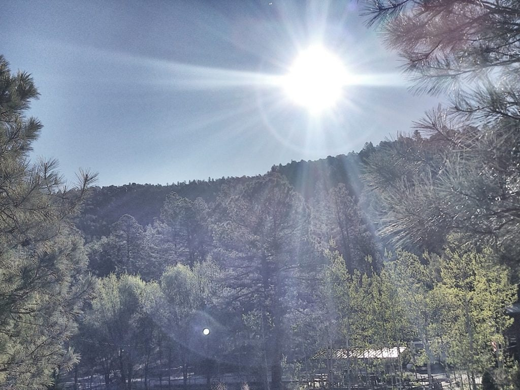 Cabin and RV Space Rental in Ruidoso NM