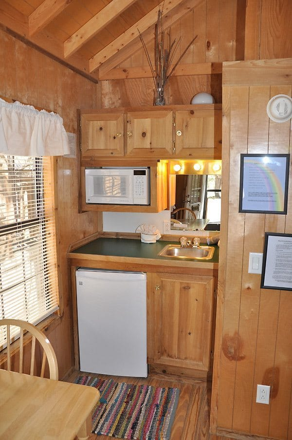 Ruidoso Efficiency Cabins