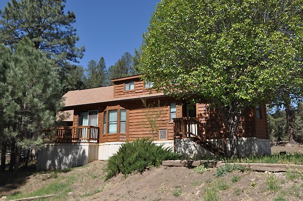 Ruidoso NM Cabin and RV Space Rental