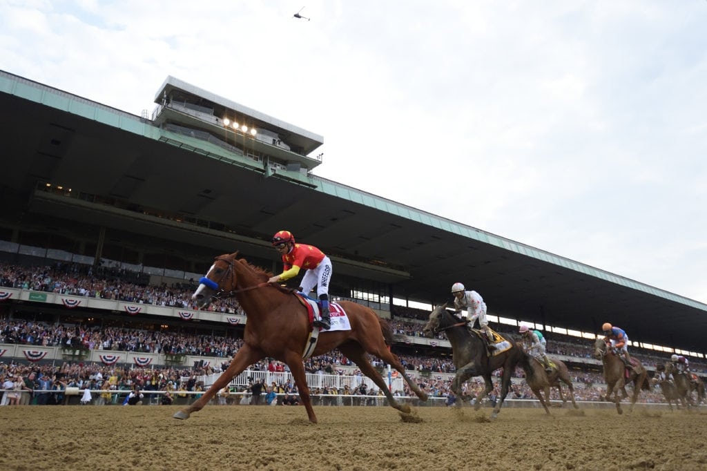 justify the belmont stakes adam coglianese6