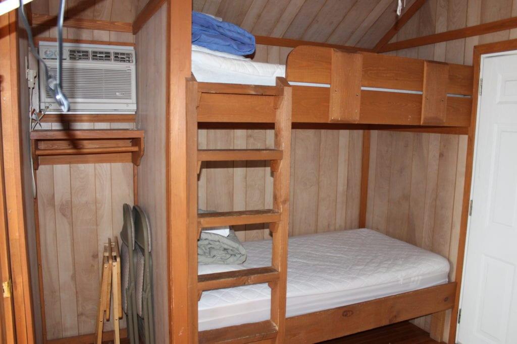 Cabin 28 Inside 1