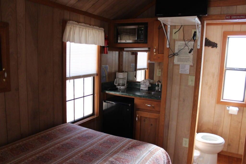 Cabin 28 Inside 2