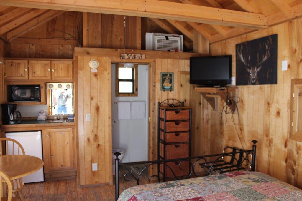 Cabin 65 Int. 1